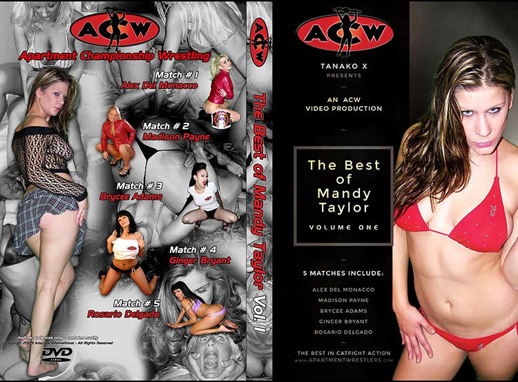 Best of Mandy Taylor - apartmentwrestlers.com