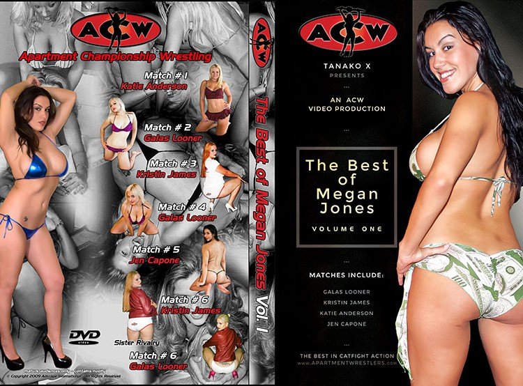 Best of Megan Jones - apartmentwrestlers.com