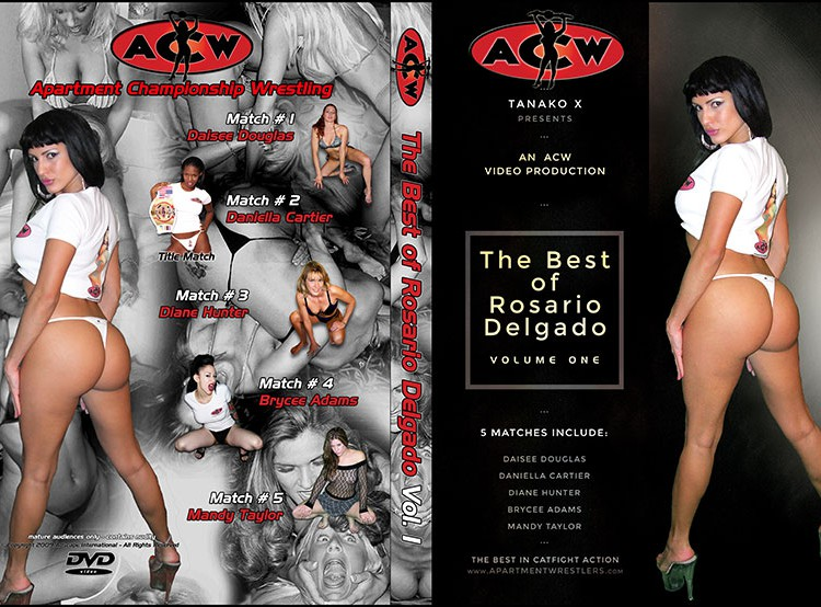 Best of Rosario Delgado - apartmentwrestlers.com