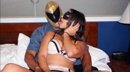 Tanako X and Jen Capone - apartmentwrestlers.com