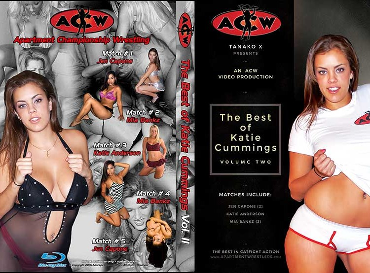 Best of Katie Cummings Vol. 2 - apartmentwrestlers.com