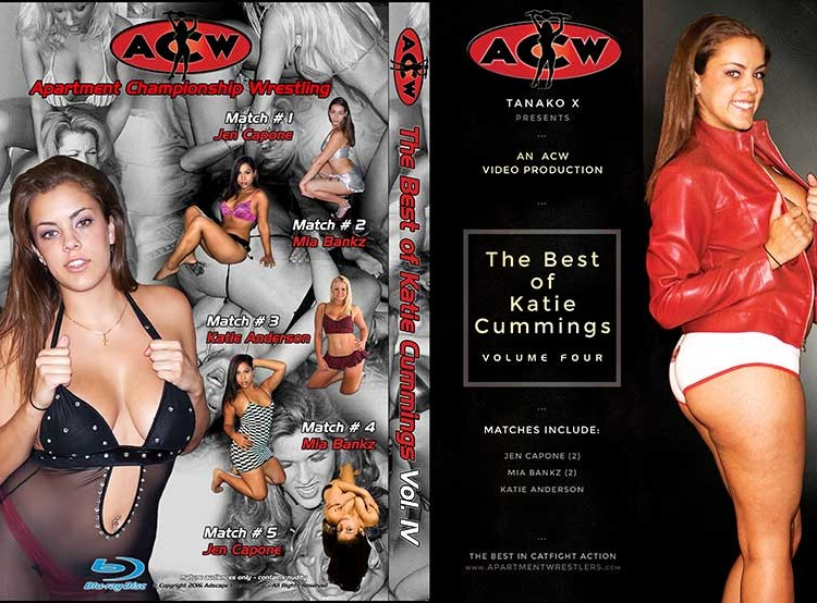 Best of Katie Cummings Vol. 4 - apartmentwrestlers.com