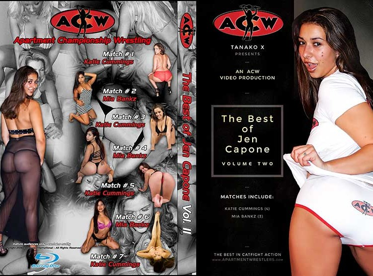 Best of Jen Capone Vol. 2 - apartmentwrestlers.com
