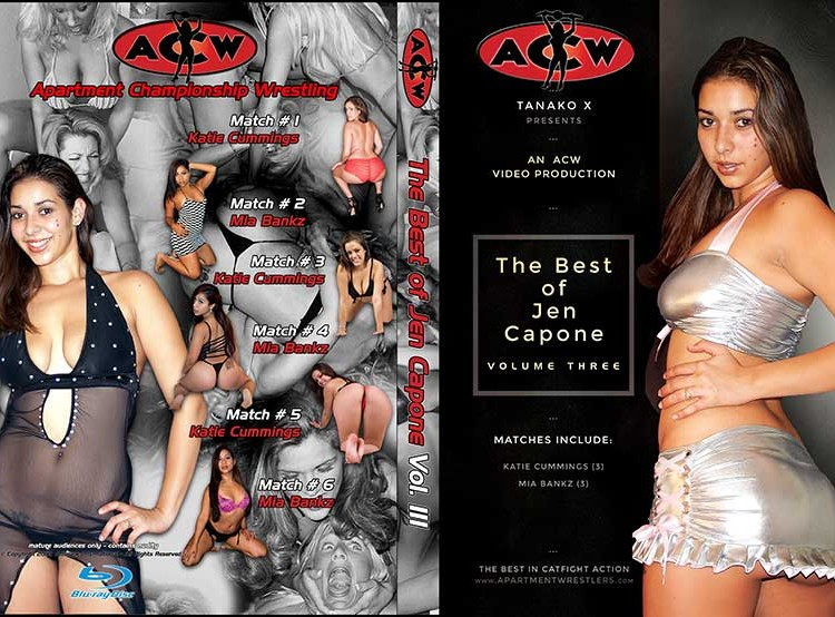Best of Jen Capone Vol. 3 - apartmentwrestlers.com