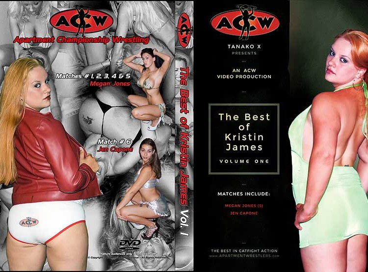 Best of Kristin James - apartmentwrestlers.com
