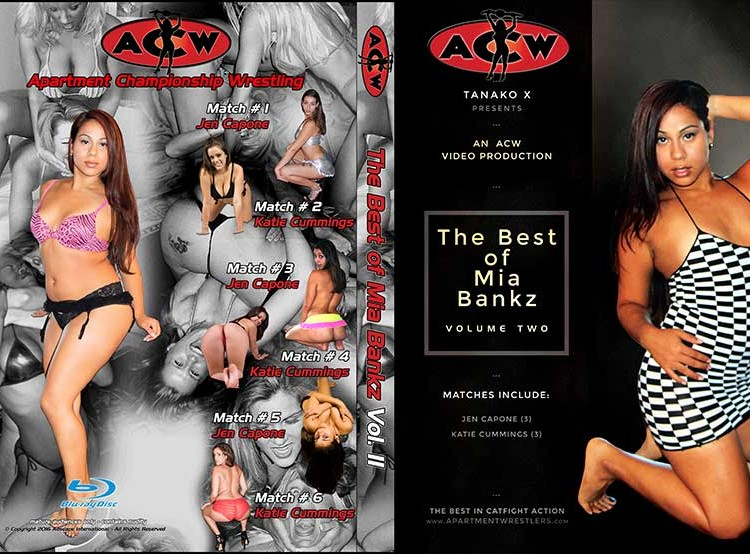 Best of Mia Bankz Vol.2 - apartmentwrestlers.com