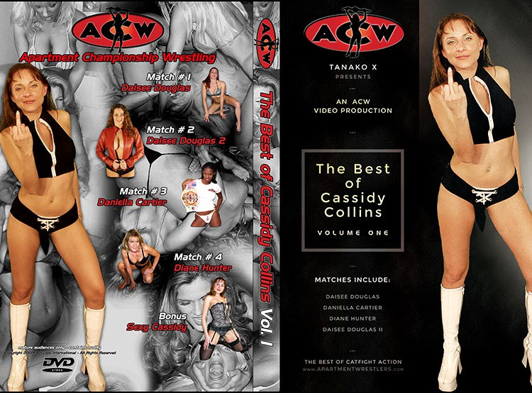 Best of Cassidy Collins - apartmentwrestlers.com