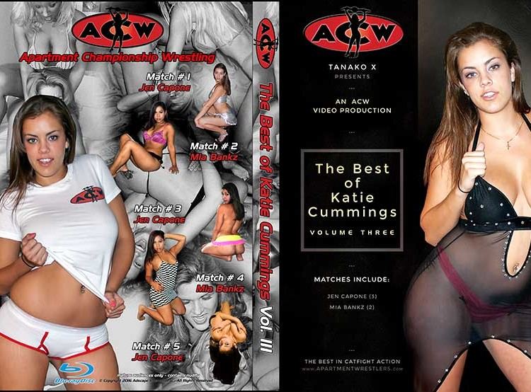 Best of Katie Cummings Vol. 3 - apartmentwrestlers.com