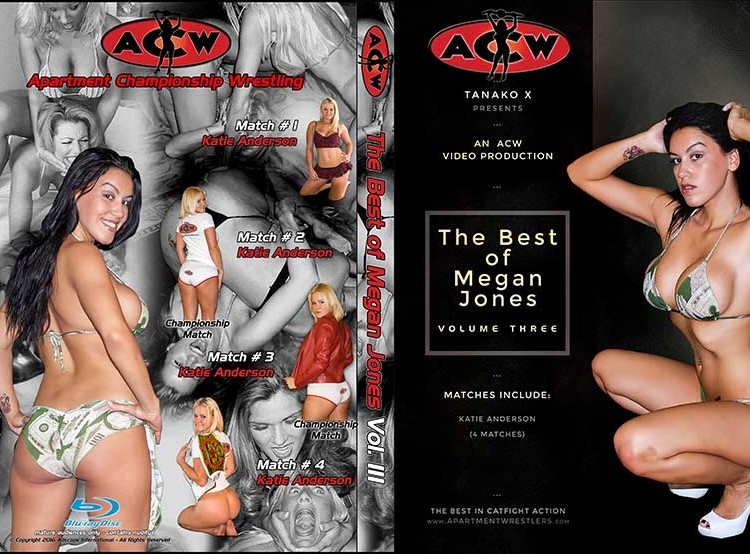 Best of Megan Jones Volume 3 - apartmentwrestlers.com