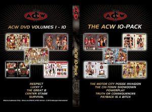 ACW 10 Pack Volume 1 - apartmentwrestlers.com