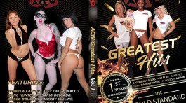 ACW Greatest Hits Volume 1 - apartmentwrestlers.com